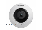 Купольная IP-камера Hikvision DS-2CD2942F (1,6mm)